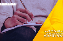 critica de arte-escritura creativa