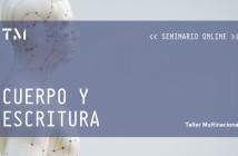 CUERPO Y ESCRITURA Seminario online