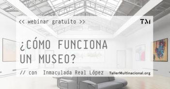 COMO FUNCIONA UN MUSEO